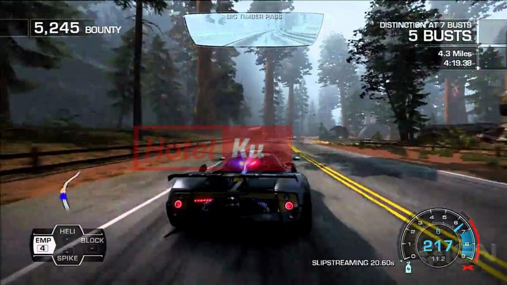 Need for Speed Hot Pusuit